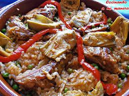 arroz alcofafas