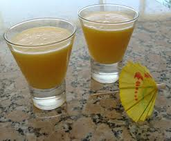 crema naranja