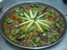 arroz de tudela