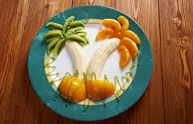 palmera de fruta